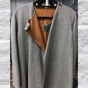 Chic VINTAGE BILL BLASS long overcoat coat Trench